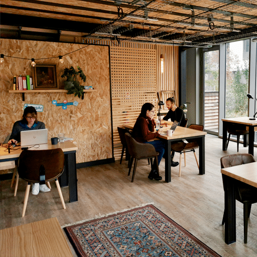 poste de travail coworking sugarfree bordeaux